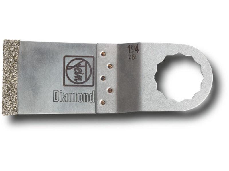 Lame E-Cut à concrétion diamant