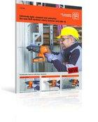 The new FEIN cordless rotary hammer drill ABH 18