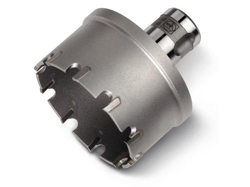 HM-Lochsäge für Rohre mit QuickIN PLUS-Aufnahme