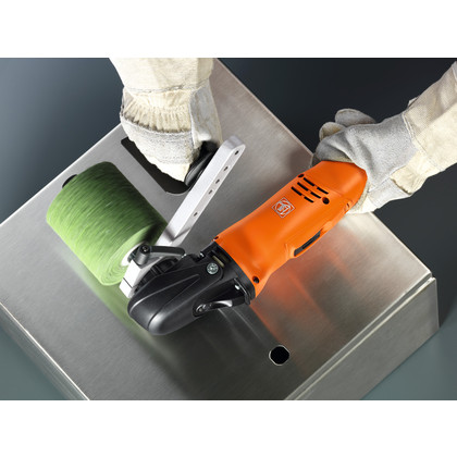 Surface Finishing Tools - WPO 14-25 E - Stainless Steel Professional Set