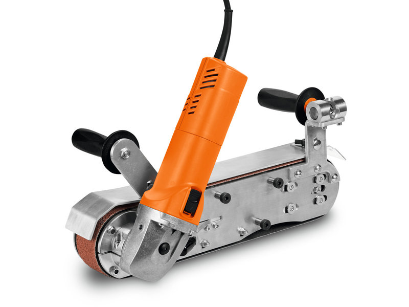 Levigatrice a nastro manuale GRIT GHB - GRIT GHB 15-50