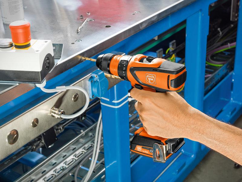 Cordless Drill/Drivers - ASCM 12 QC