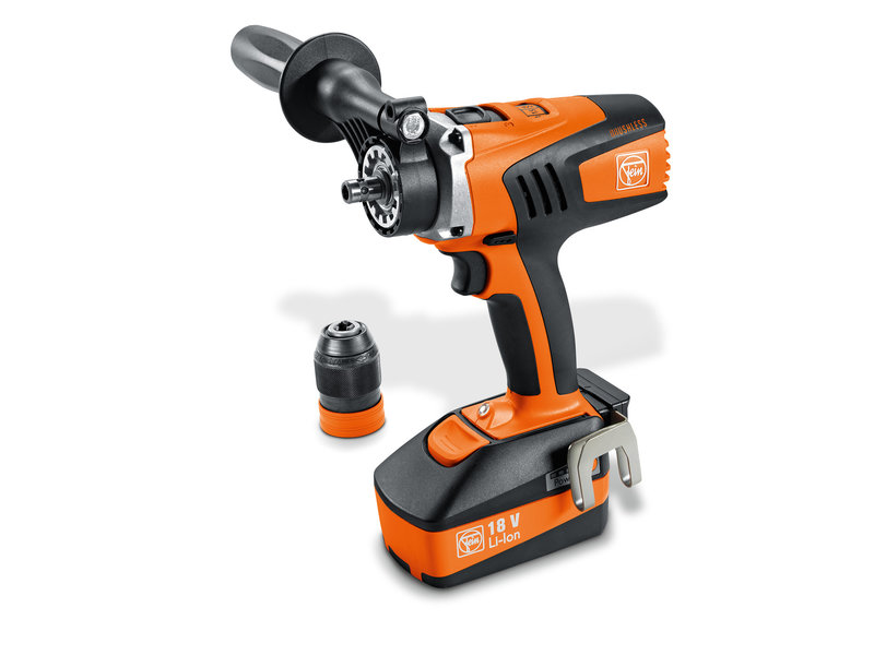 Cordless Drill/Drivers - ASCM 18 QM