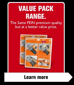 The Great British – Value pack range