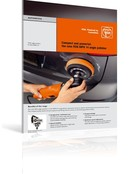 The new FEIN WPO 14 angle polisher