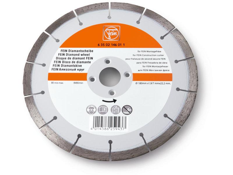 Diamond wheel