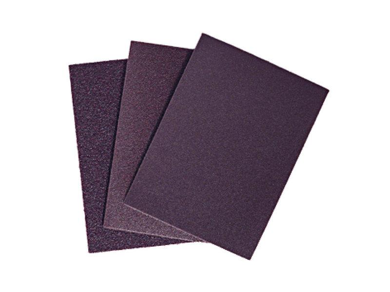 Schleifpapier für Profil-Schleifset