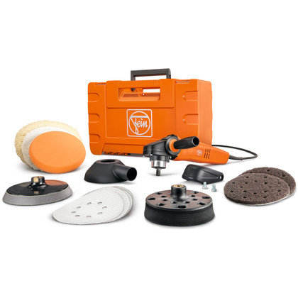 Polidoras - WPO 14-15 E Kit de Polimento Marine