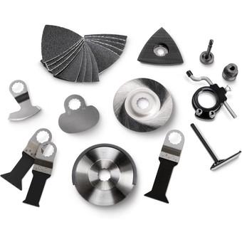 Set di accessori per riparazioni/sostituzioni finestre