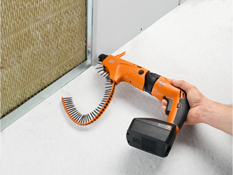 Dry wall screw guns - ASCT 14 M