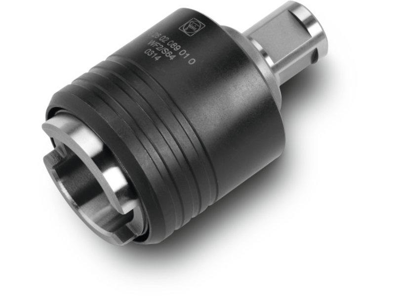 Mandrin de taraudage à serrage rapide pour KBM 50 Q, KBM 50 U, KBM 52 U, KBM 65 U