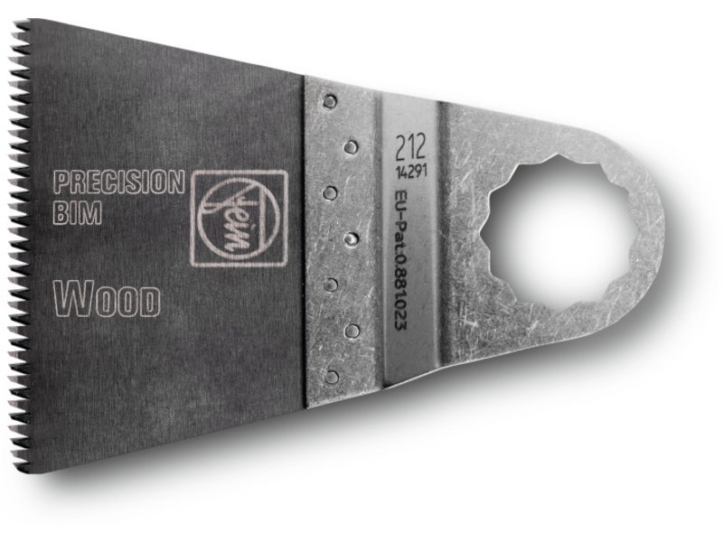 E-Cut precision BIM saw blade