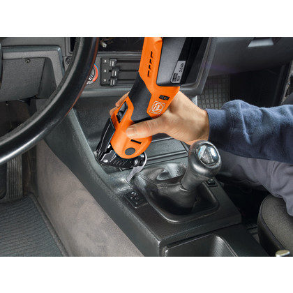 SuperCut Automotive - AFSC 1.7 Q - FEIN cordless professional set for vehicle glazing