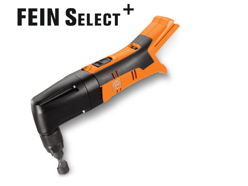 Knabbelschaar - ABLK 18 1.6 E Select