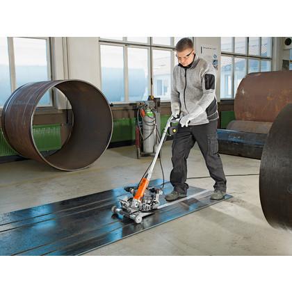 GRIT GHB hand-guided belt grinder - GRIT GHBML