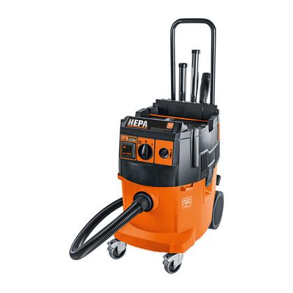 Vacuums / Dust Extractors - Turbo II X AC Hepa