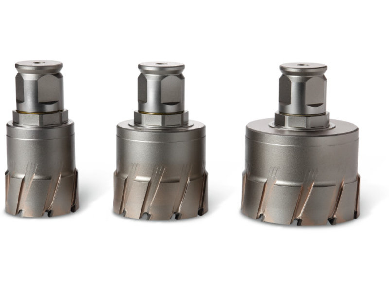 TCT Ultra 50 core bit with QuickIN MAX holder