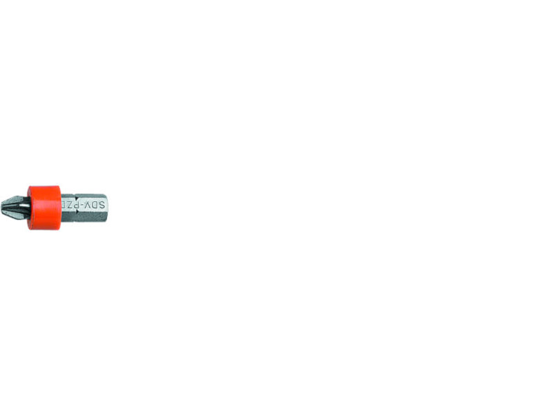 "Bit ¼"" profilo esagonale esterno"