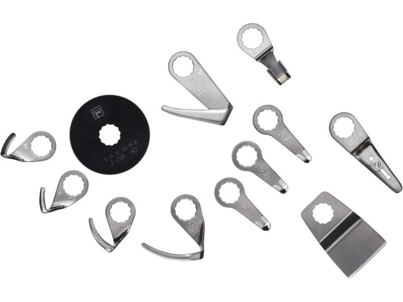 Automobile workshop accessories set