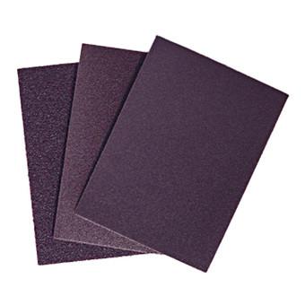 Sandpaper for profile sanding set