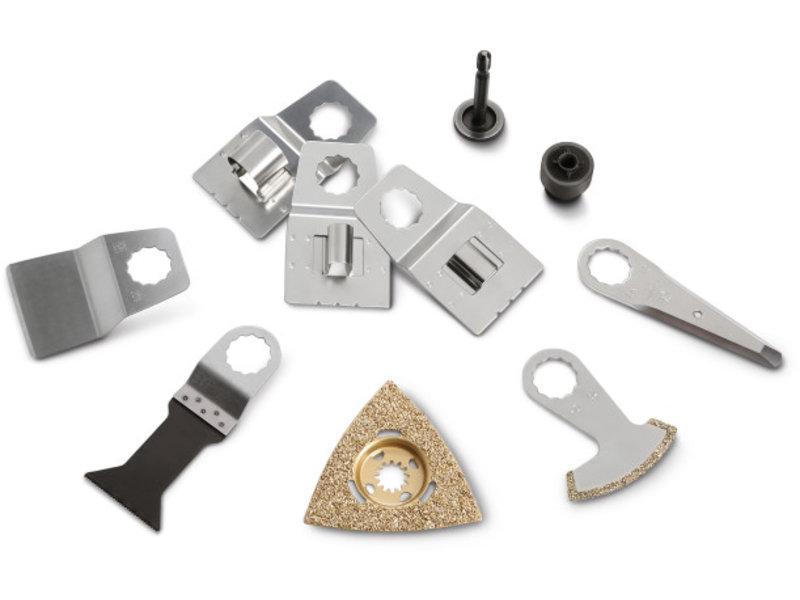 난방장치/위생장치 설비 부속품 세트