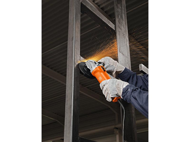 Kompaktowe szlifierki kątowe - WSG 15-125 P