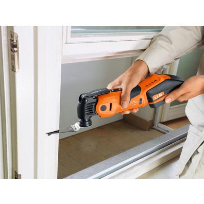SuperCut Construction - Set Pro Réparation/remplacement de fenêtre