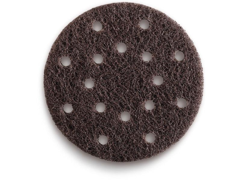 Sanding fleece for anti-fouling