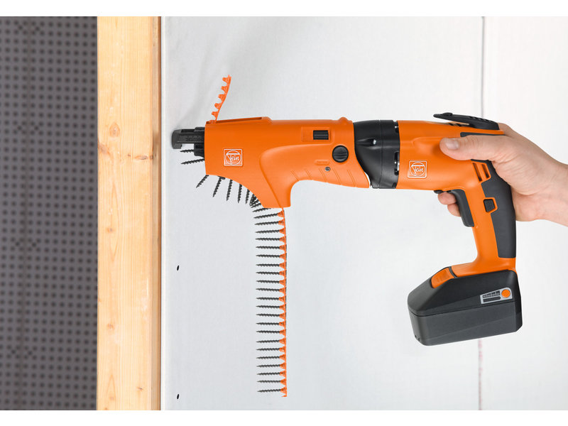 Dry wall screw guns - ASCT 18 M