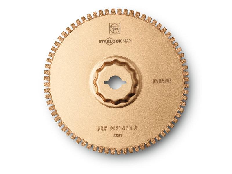 Hartmetall-Sägeblatt