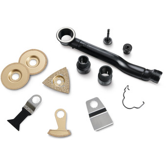 Accessory set for flooring