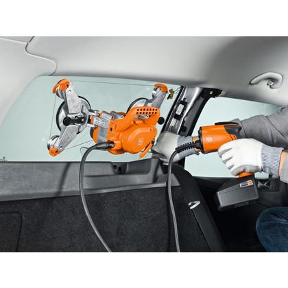 Rimozione vetri di veicoli - SuperWire