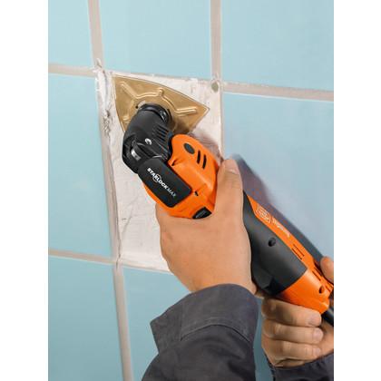 SuperCut Construction - Set professionale FEIN per la ristrutturazione di bagni/piastrelle