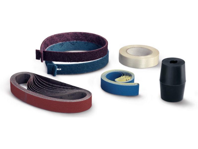 Set pour acier inoxydable standard pour tubes