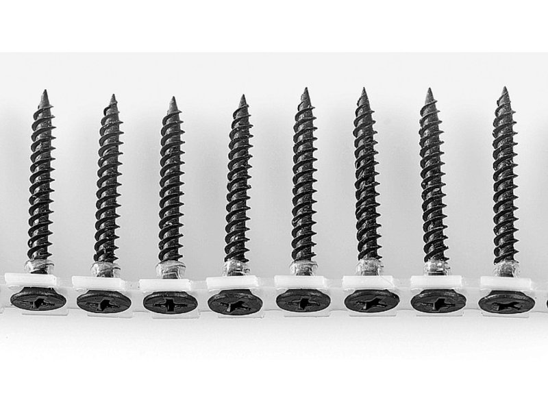 High-speed construction screws