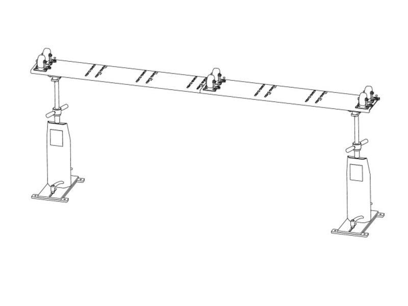 Set guida tubi