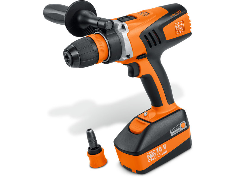 Cordless Drill/Drivers - ASCM 18 QX