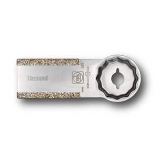 Diamond cleaning knife