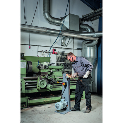 GRIT GKS kompakt şerit taşlama makinesi - GRIT GKS 75 2H