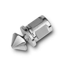 Embout de chanfreinage HSS 90° avec adaptateur porte-outil Weldon 3/4in