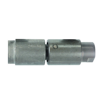 Floating collet chuck