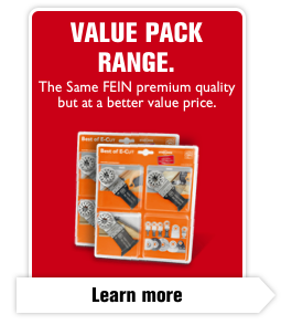 The Great British – Value pack range