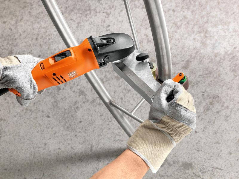 Surface Finishing Tools - RS 10-70 E Start-Set