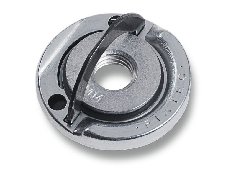 Quick-clamping nut