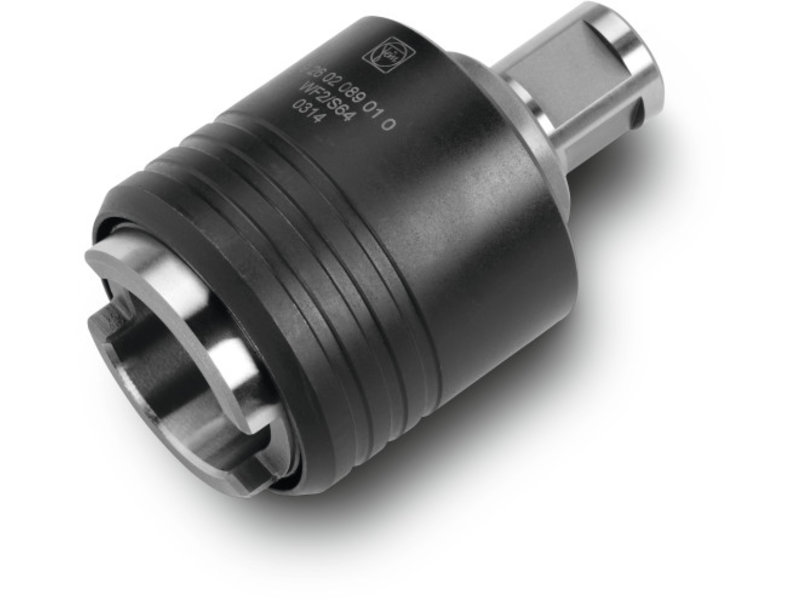 Mandrino portamaschio con cambio rapido per KBM 50 Q, KBM 50 U, KBM 52 U, KBM 65 U