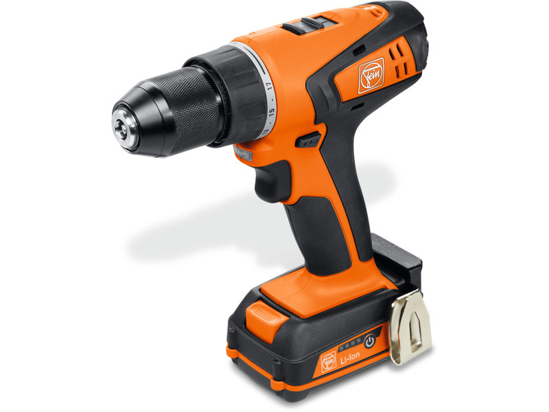 Cordless drill/driver - ABSU 12 C