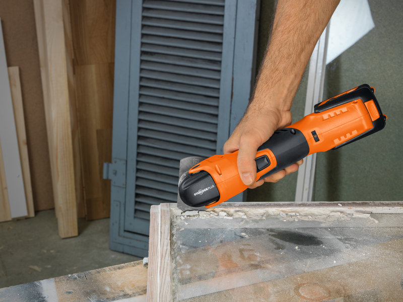 MultiMaster - FEIN cordless MultiTalent Start