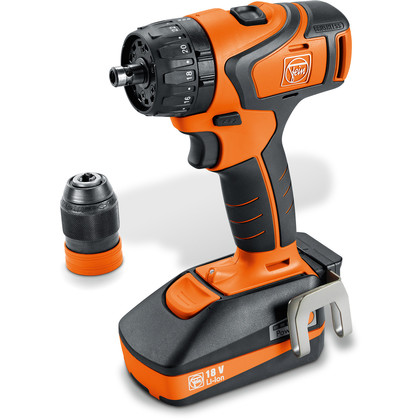 Cordless Drill/Drivers - ABS 18 QC