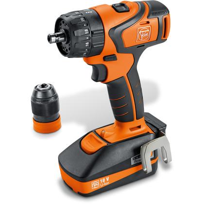 Cordless Drill/Drivers - ASB 18 QC