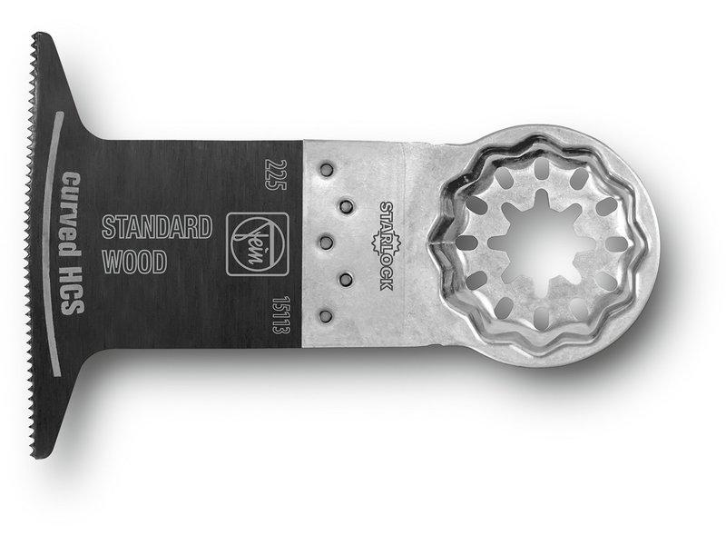 E-Cut standard saw blade curved